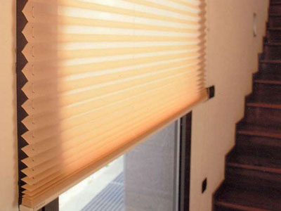 Cortinas plisadas cortina plisada bandalux mallorca blinds - Cortinas mallorca ...