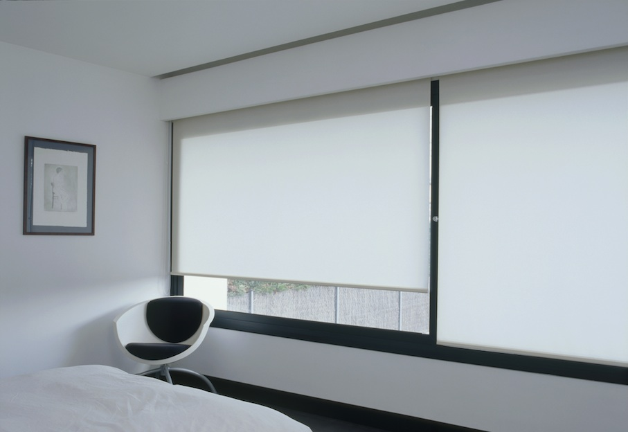 Enrollables bandalux cortina enrollable interior mallorca blinds - Cortinas enrollables para exterior ...