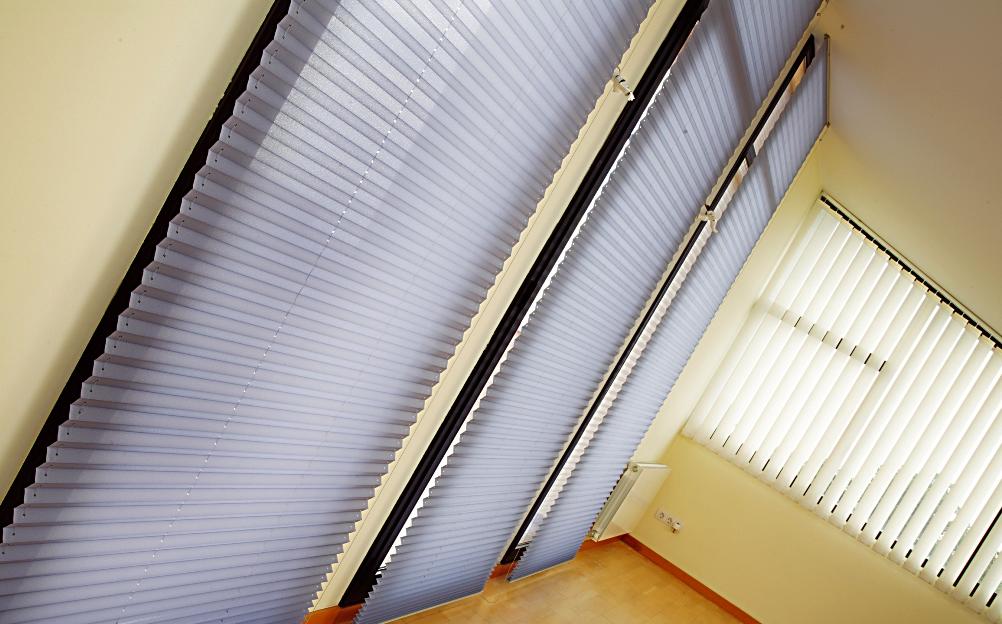Cortinas plisadas cortina plisada bandalux mallorca blinds - Bandalux cortinas verticales ...