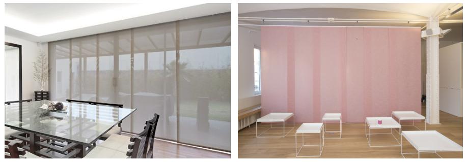 Paneles Japoneses Bandalux Mallorca ventanales