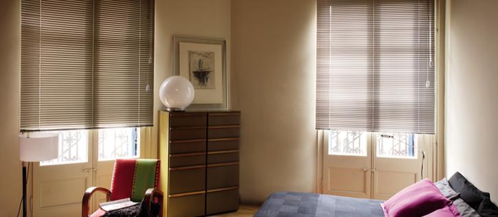 Combinar cortinas estores trucos decoraci n estores for Combinar cortinas y estores